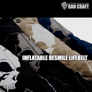 간크래프트 INFLATABLE DESMILE LIFEBELT GAN-5110
